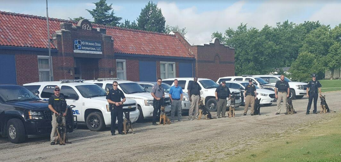 Police K9 Handlers Courses & Police K9's For Sale