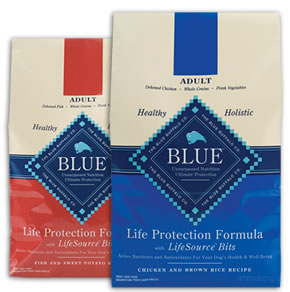 Blue Bufallo Premium Adult Dogfood - AVAILABLE NOW!